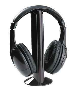 Zantec Écouteurs sans Fil Casque pour PC