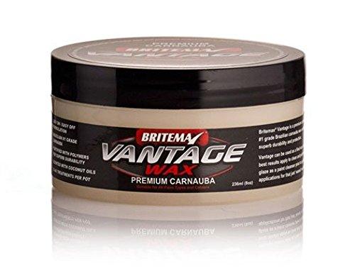 Premium Paste (Britemax Vantage Premium Carnauba Paste Wax)