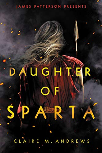 Book Cover: Daughter of Sparta