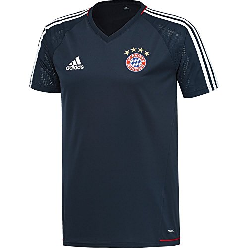 Bayern Munich Training Jersey 2017 / 2018 - Navy/White - L