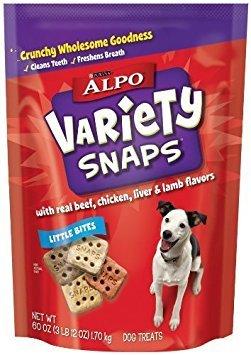 (Alpo Variety Snaps - Original -)