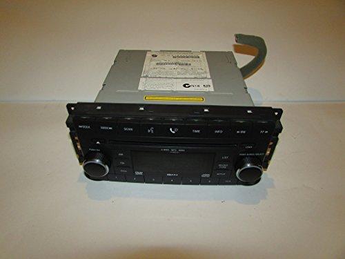 08 10 Jeep Wrangler Journey Nitro Caravan Radio CD Player 6