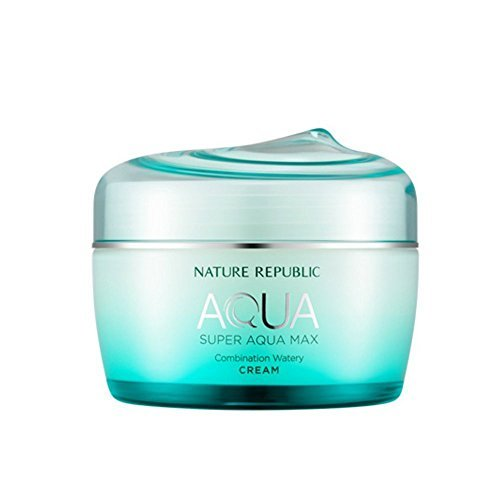 Nature Republic Super Aqua Max Combination Watery Cream from Nature Republic