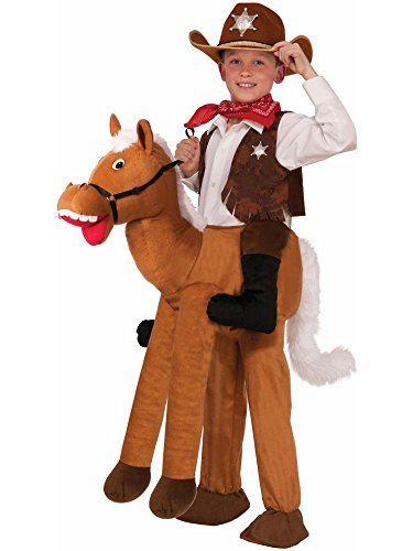 Forum Novelties Ride-A-Horse Costume, One -
