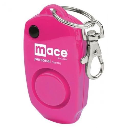 80465 Mace Brand Personal Alarm Keychain, Pink