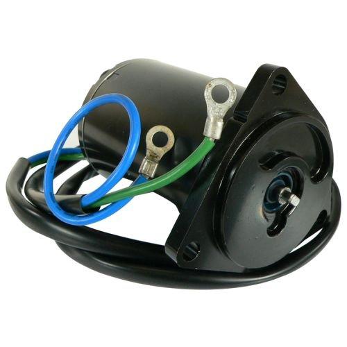 DB Electrical TRM0082 Power Tilt Trim Motor for Yamaha F LF LZ Z 200 225 250 300 HP 2002-2009 /60V-43880-00-00, 69J-43880-00-00/18-6798 by DB Electrical