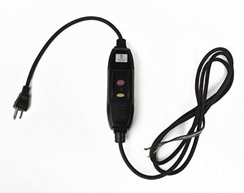 Steel Dragon Tools 50507 GFCI Line Cord fits RIDGID K50 & K1500 Drain Cleaning Machine