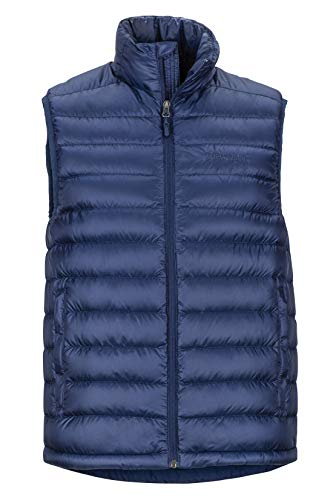 Marmot Men's Zeus Vest, Medium, Arctic Navy