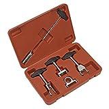 Jack Sealey - Sealey Spark Plug Puller Set 4Pc - Vag
