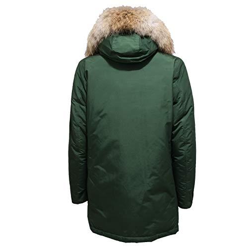 Artic Uomo Parka 6893x Woolrich Piumino Verde Green Jacket Man w76pnqEt4n