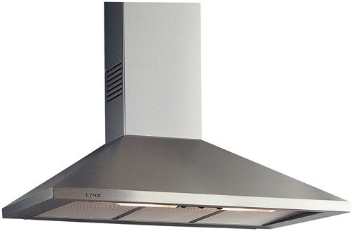 Lynx 4BD-729 X 400 m³/h De pared Acero inoxidable - Campana (400 ...