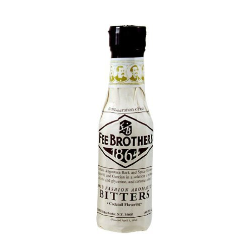 Fee Brothers Old Fashion Aromatic Bitters 5oz (Best Craft Beer Bars In Chicago)
