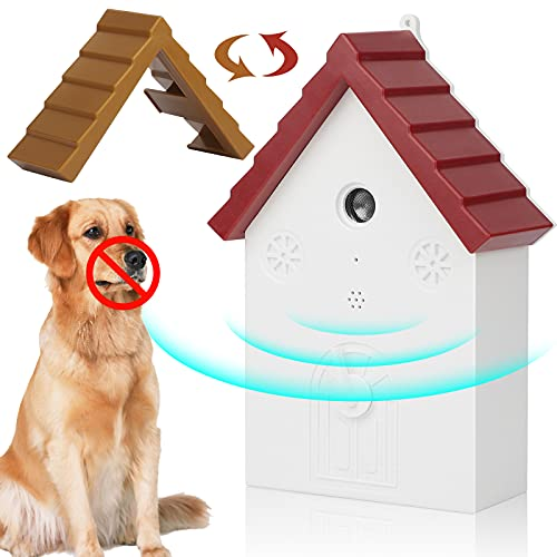 Ultrasonic Dog Barking Deterrent, Barking Control, Anti-Barking Device, Three-Frequency Non-Barking Control Device to…