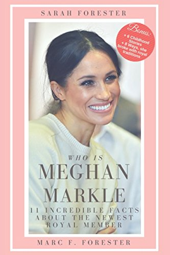Who is Meghan Markle: 11 incredible facts about the newest royal member