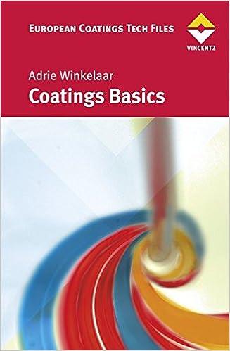 Coatings Basics (European Coatings Tech Files)