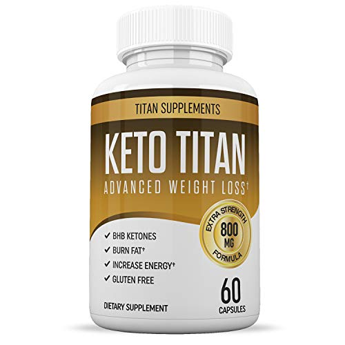 Keto Pills – Weight Loss for Women & Men – Appetite Suppressant – Carb Blocker – Burn Fat Fast – 60 Capsules