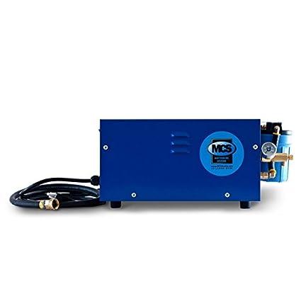1 GPM, Enclosed Bomba de alta presión portátil con vaporizador con protección de seguridad fabricado