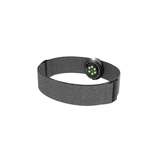Polar OH1 Heart Rate Sensor, Gray, Medium/XX-Large