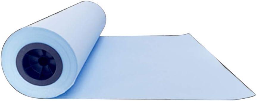 紙工学コピー用紙ブルー図面コピー用紙80gリール白紙3インチ440mm(4ロール)620mm880mm(2ロール)幅150m ++ (サイズ さいず : 620)