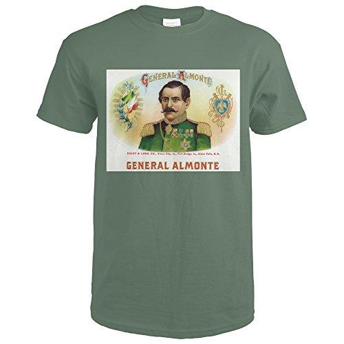 Cigar Label T-shirt - 7
