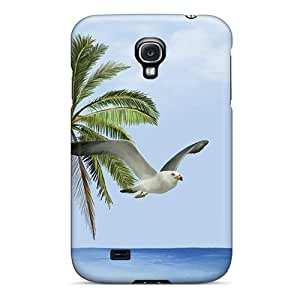 For Galaxy S4 Tpu Phone Case Cover(isl Of Desire)