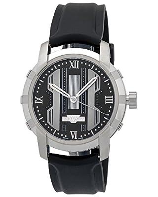 DeWitt Glorious Knight Black Automatic Men's Swiss Watch FTV.HMS.001 by DeWitt