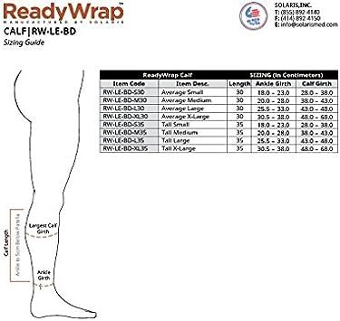 ReadyWrap Beige Calf Large 30 cm Compression Wrap