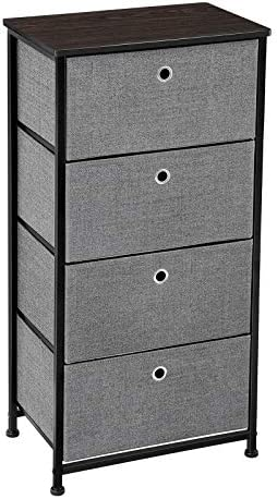 SONGMICS 4-Tier Dresser Unit