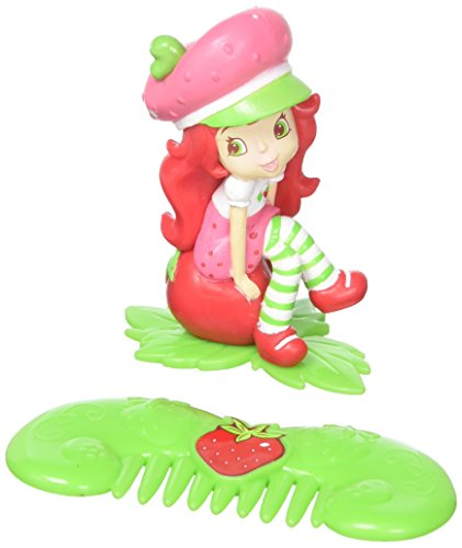 Decopac Strawberry Shortcake Sweet Celebrations DecoSet Cake Decoration ()