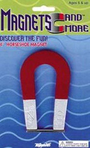 Horseshoe Magnet by Toysmith