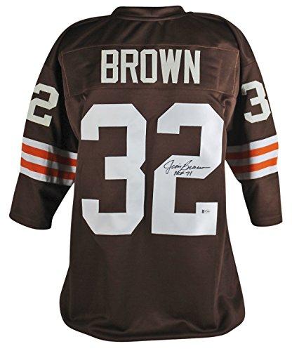 - Browns Jim Brown