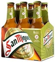 San Miguel (6 botellas de 33 cl)