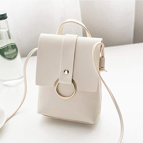 Joyfeel Bag Leather Bag Ladies Handbags Bucket Blue Buy Girls Bags for Simple Shoulder Messenger Black 1Pcs and Crossbody PU rwrqg0vp
