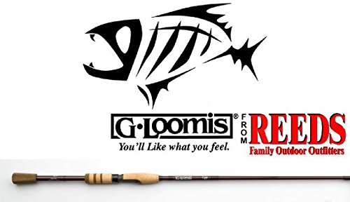 G. Loomis Jig/Worm Spinning Rods 853SJWR
