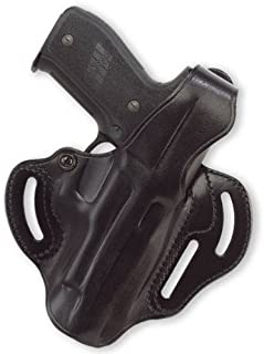 product image for Galco Cop 3 Slot Holster for Ruger SR9 (Black, Right-Hand)