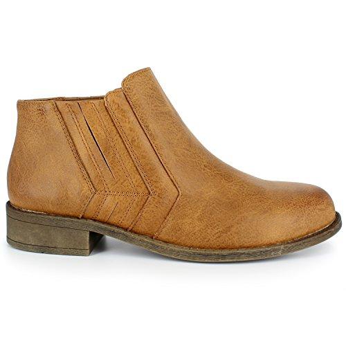 Boots Ankle Camel Dolce Mojo Rochelle Women's by Moxy agAfR