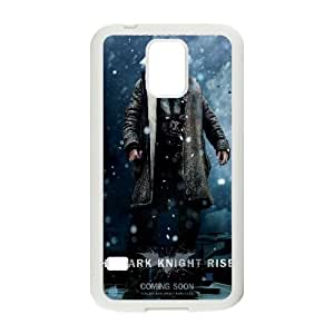 Bane The Dark Knight Rises Movie Samsung Galaxy S5 Cell Phone Case White yyfabc_220334