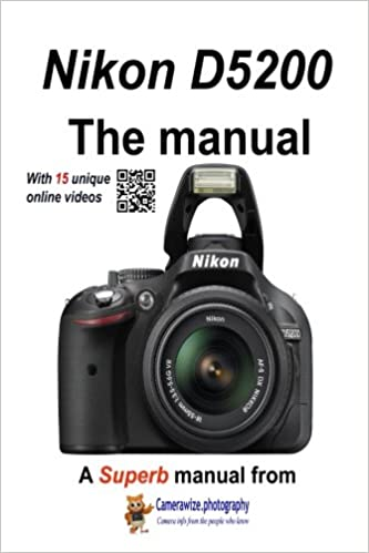The Nikon D5200 Manual: With unique online videos: Amazon.es ...