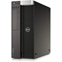 Dell Precision 5810 Mid-tower Workstation - 1 x Processors Supported - 1 x Intel Xeon E5-1620 v3 Quad-core (4 Core) 3.50 GHz