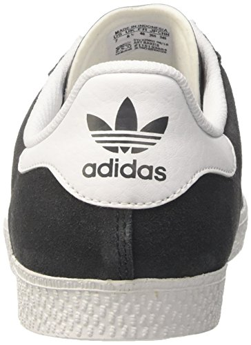 adidas Gazelle 2, Zapatillas para Niños Gris (Dgh Solid Grey /      Ftwr White /      Ftwr White)