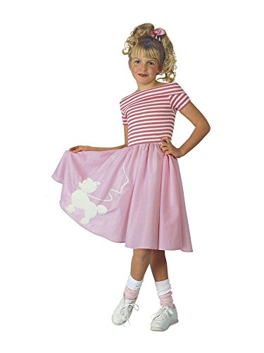Nifty Fifties Child's Costume, Large ()