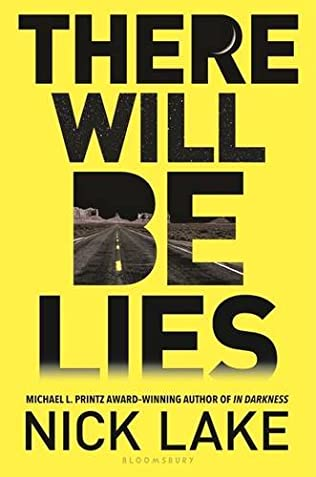 book cover of There Will Be Lies
