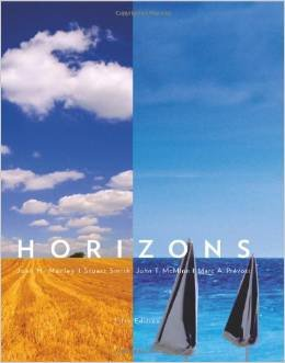 HORIZONS-W/3 CDS >ANNOT.INSTRS