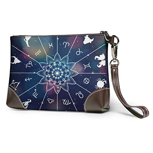 Zodiac Polka Dot Leather...