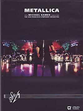 Metallica - S & M with the San Francisco Symphony / DVD