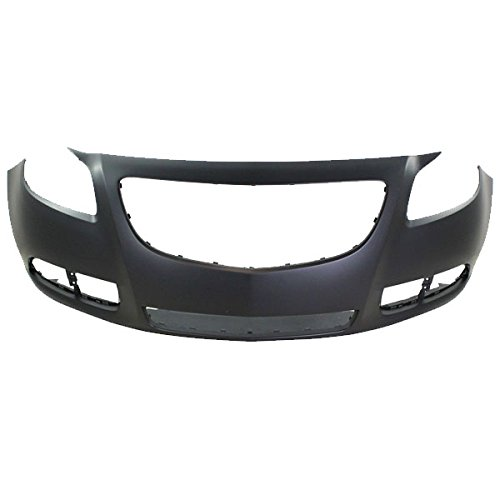 Koolzap For 11 12 13 Regal Base Sedan Front Bumper Cover Assembly Primed GM1000923 -