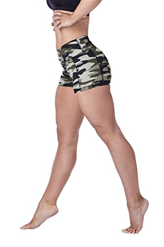 WEST ZERO TWO Womens Shorts 3
