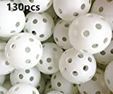 Air Flow Golf White Balls A99 Golf 130pcs