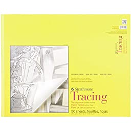 Strathmore Tracing Paper Pad 19\
