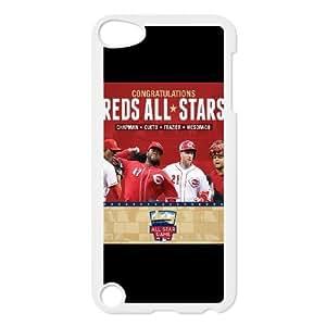 Cincinnati Red iPod Touch 5 Case White ezpp